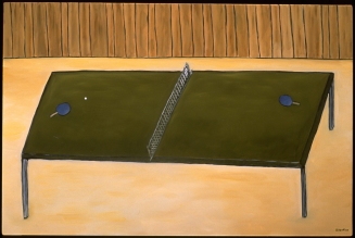 Ping Pong Table, SOLD to Matteo Vianello.