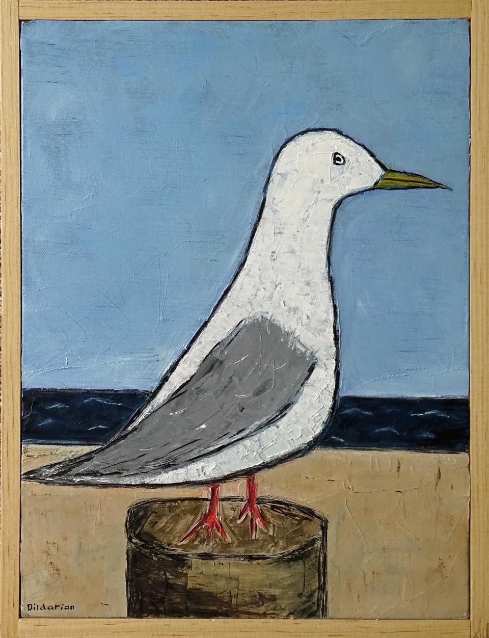 Sea Gull 9 x16