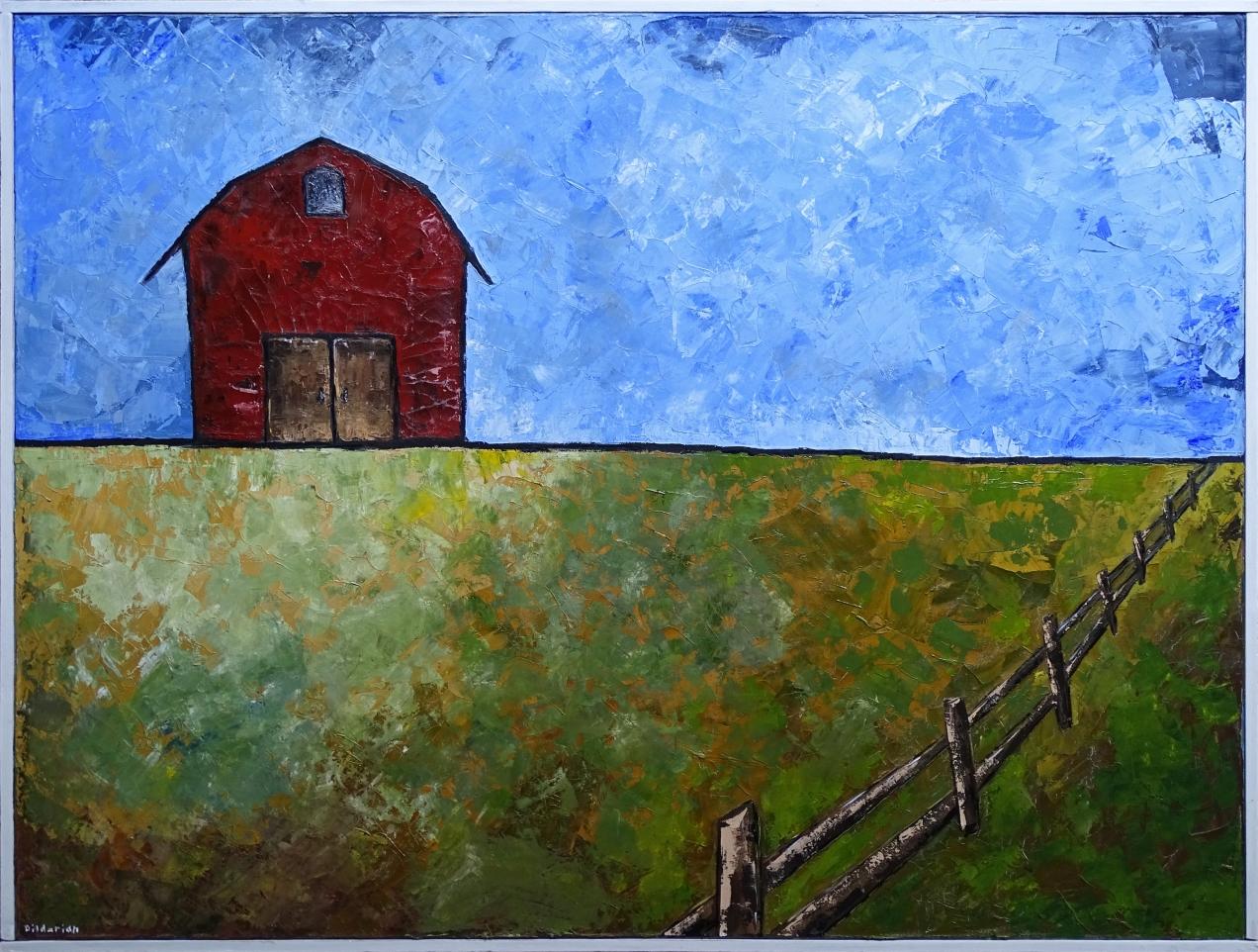 The Barn 30x40